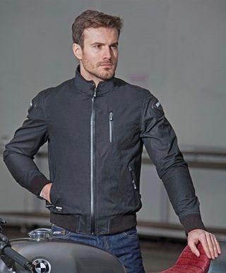 Blauer Indirect Chaqueta de moto textile