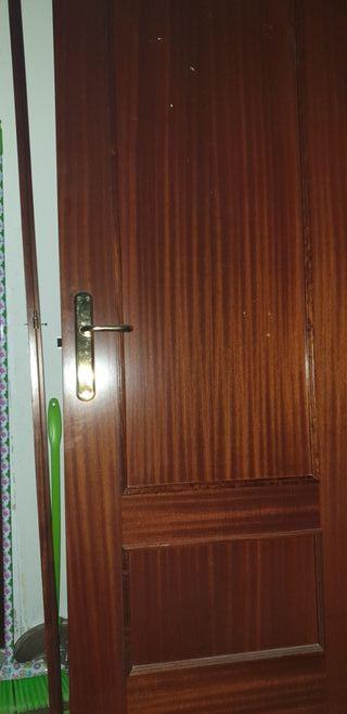 puerta interior