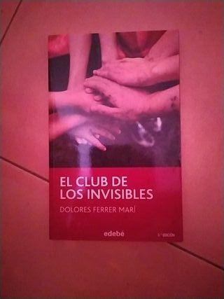 el club de los invisibles, dolores ferrer