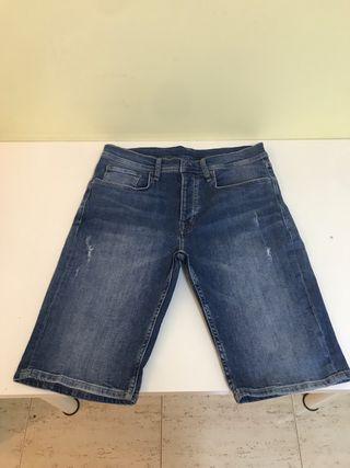 Vaqueros cortos Pepe Jeans