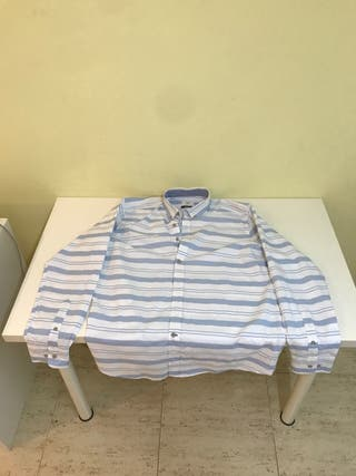 Camisa manga larga easy wear