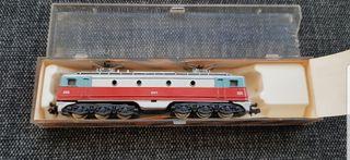 Locomotora Alstom ibertren escala 2n