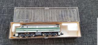 Locomotora Alco Plata Ibertren escala 2n