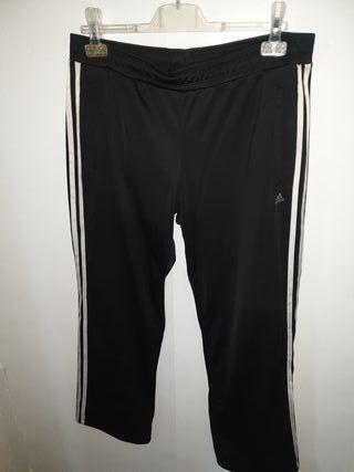Pantalon mujer Adidas negro