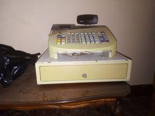 Caja registradora marca Olivetti