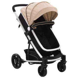Cochecito/Silla de bebé 2 en 1 aluminio Carrito