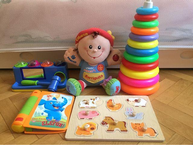 Juguetes Para Bebes De 20 Meses.Lote De Juguetes Para Bebes Ninos De 6 A 36 Meses De