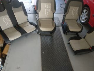asientos peugeot partner 2014