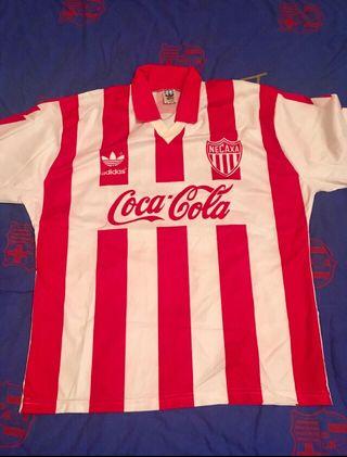 Camiseta NECAXA equipo mexicano