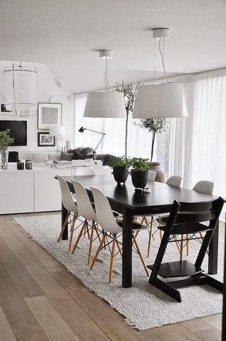 6 sillas estilo nórdico A Estrenar