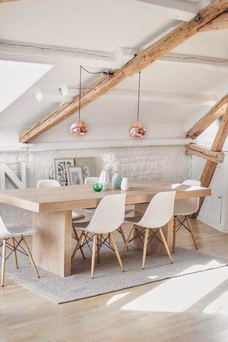6 sillas diseño nórdico nuevas