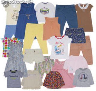 Lote de ropa de bebe de niño