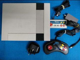 Consola Nintendo Nes (region free)
