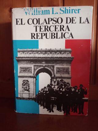 El colapso de la tercera República