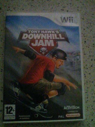 Wii Tony Hawk's
