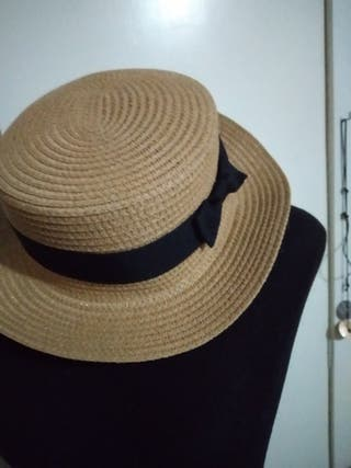 sombrero nuevo