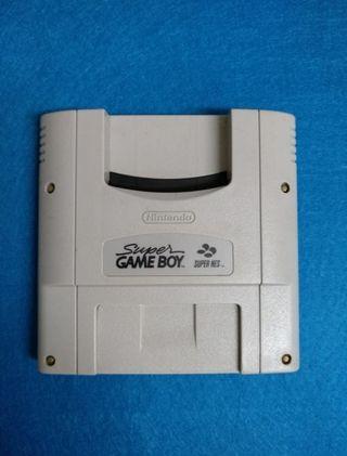 Super Game Boy (Super Nes)