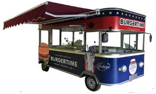Foodtruck totalmente equipado