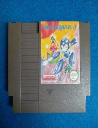 Nes - Megaman 4