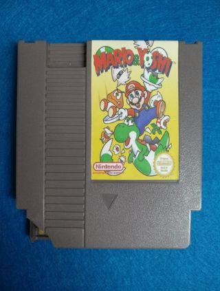 Nes - Mario & Yoshi