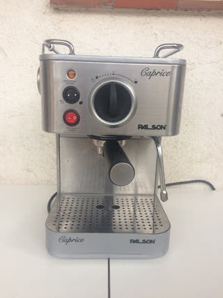 Cafetera express palson caprice