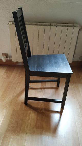 4 sillas Ikea comedor