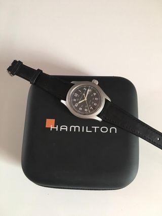 En De Segunda Hamilton Reloj Mano Wallapop OwP80nk