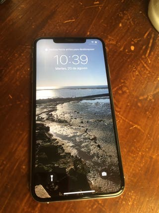 IPhone XS Max 64gb plata