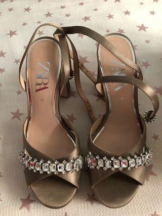 Zapatos Zara 38