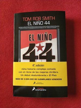 El niño 44 - Tom Rob Smith (nuevo)