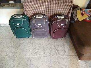 maletas viaje en cabina