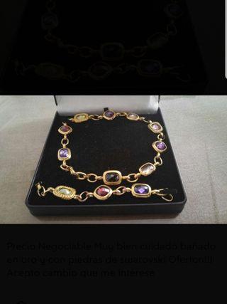 collar y pulsera de galería del coleccionista