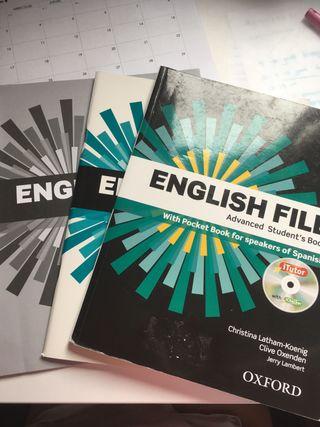 Libros inglés escuela de idiomas