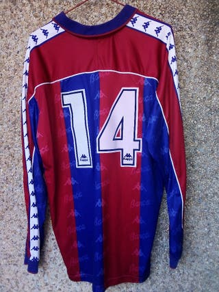 camiseta fc Barcelona kappa match Xl