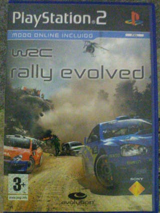 rally envolved ps2