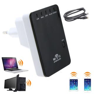 Amplificador de Señal WiFi Inalámbrico 300Mbps