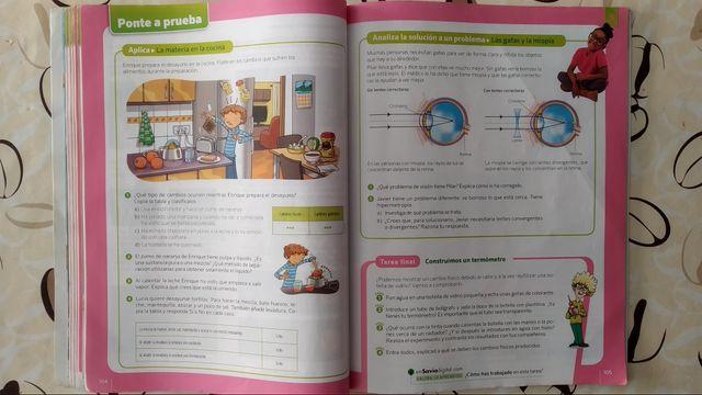 Libro SM sexto primaria Ciencias de la Naturaleza