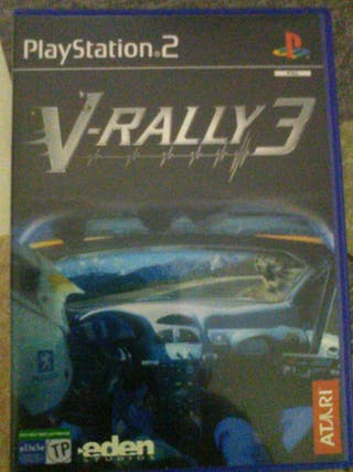 Vrally 3 ps2