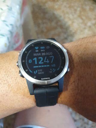 CAMBIO RELOJ GARMIN POR Galaxy Watch 46mm LTE