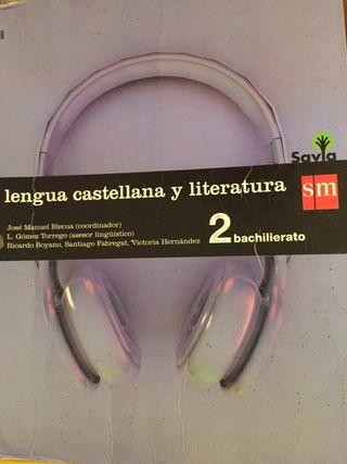 Libro de lengua castellana y literatura