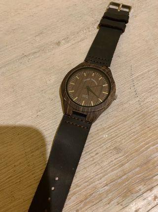 Reloj madera Giorgie Valentian
