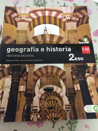 Geografía e Historia 2 Eso. Historia Medieval