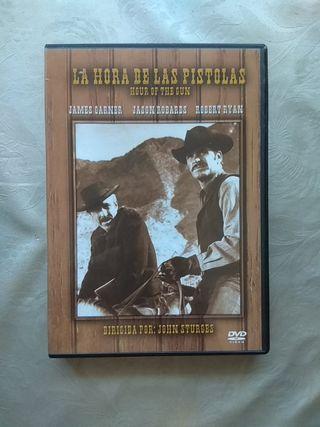 La hora de las pistolas . DVD