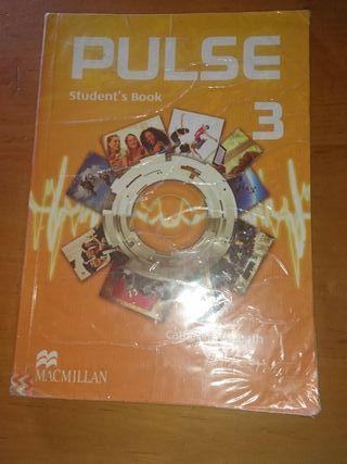 Libro de ingles: Pulse 3, Student's Book.Macmillan