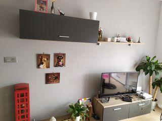 Composición de salon (solo muebles)