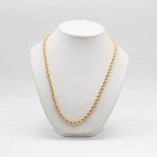 Cordón de oro de segunda mano ref: E333894A