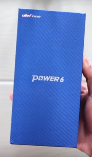 Ulefone Power 6 - NUEVO - Azul