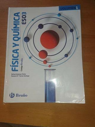 Física y Química 3°ESO, Editorial Bruño