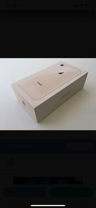 iPhone 8 64 gb gris