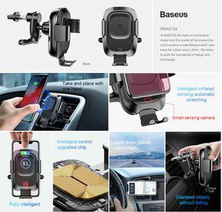 Cargador inalámbrico Baseus 10W Wireless